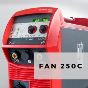 FAN FRONIUS 250c MIG TIG Welder   Robaina Industries USA